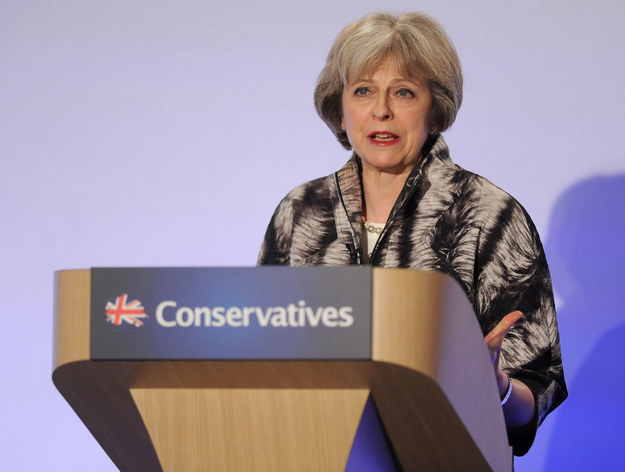 Prime Minister Theresa May on Black History Month
